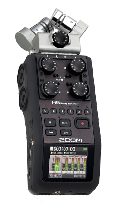FIELDRECORDER ZOOM H6