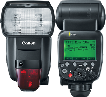 FLASH CANON (X2)