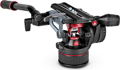 TREPIED VIDEO MANFROTTO NITRO