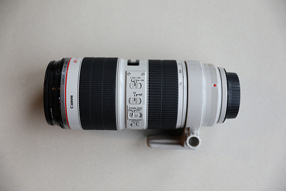 Canon Tele-Objektiv 70-200mm f/2,8 IS USM