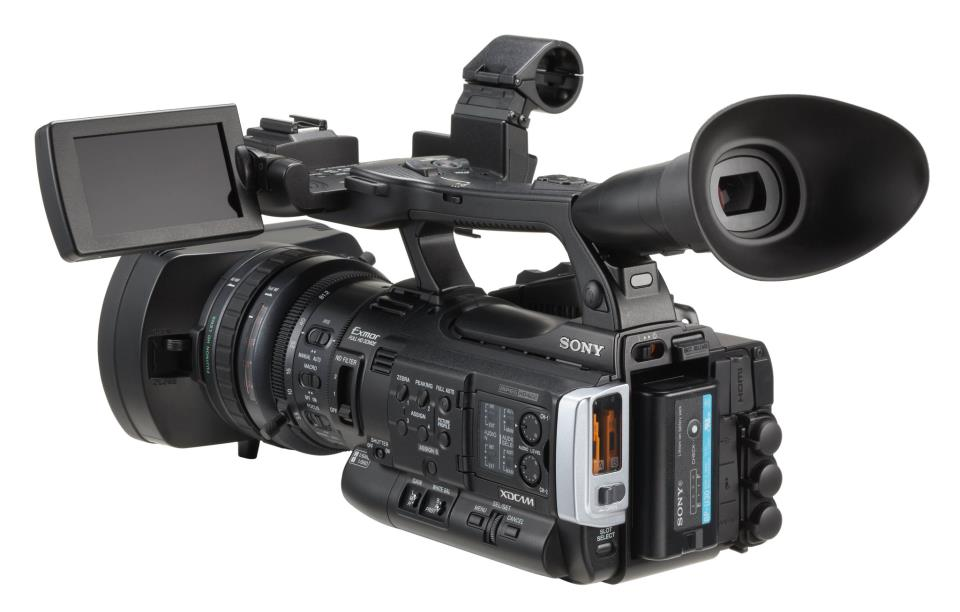 FULL HD-CAMCORDER SONY PMW–200